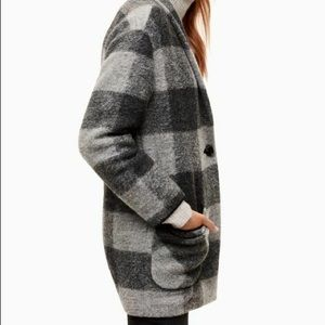 aritzia wool jacket